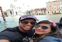 जानिए पत्नी संग इटली में क्या कर रहे हैं उमेश यादव