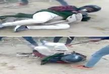 मुजफ्फरनगर: दलित की बेरहमी से हुई पिटाई, वीडियो देख कांप जाएगी रूह