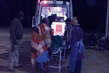 तेज रफ्तार ट्रक ने ऑटो रिक्शा को मारी जोरदार टक्कर, 11 लोगों की मौत 5 घायल