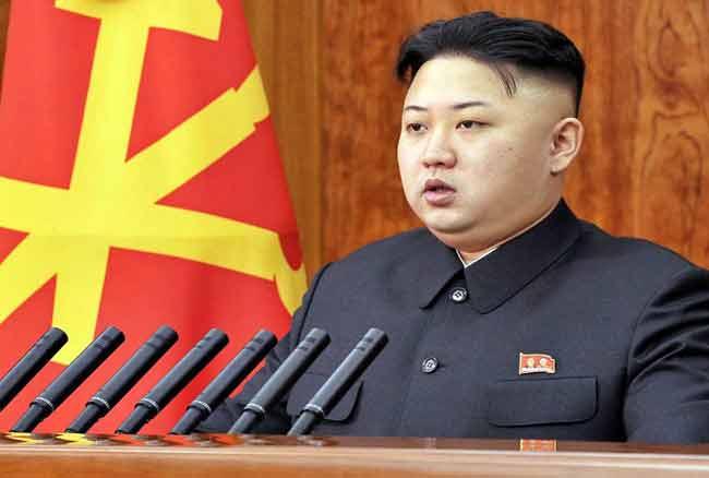 किम जोंग उन ने दी अमेरिका को धमकी, कहा-मेरे डेस्क पर रहता है न्यूक्लियर बटन
