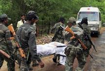 सुरक्षा बलों ने मार गिराए 2 नक्सलवादी, एनकाउंटर में एक जवान हुआ घायल