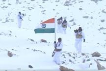 Republic Day 2018:  माइनस 30 डिग्री में 18 हजार फीट पर भारत के हिमवीरों ने लहराया तिरंगा