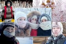 इतनी ठंड की जम गई लोगों की पलकें, ठंड के कारण गिनीज बुक में दर्ज हुआ इस गांव का नाम