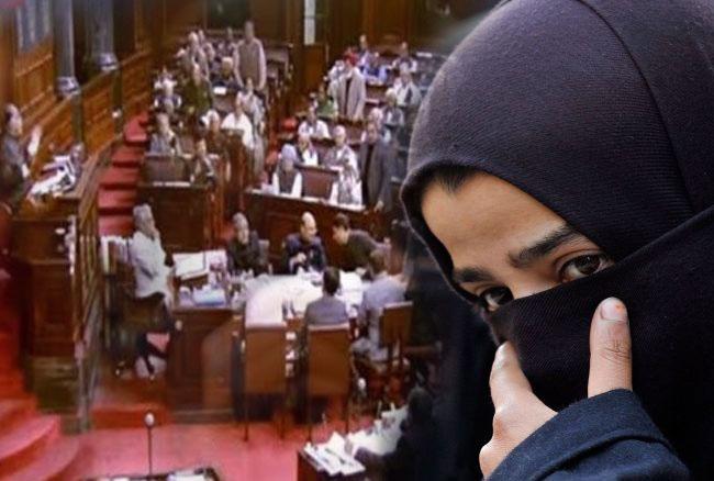 तीन तलाक पर संसद में घमासान, जेटली ने कांग्रेस के लिए कही ये बड़ी बात
