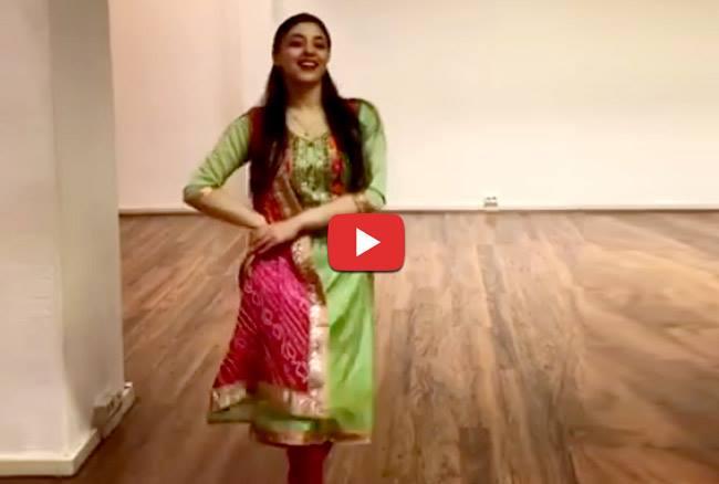 इस जर्मन लड़की ने पंजाबी गाने पर किया जबरदस्त डांस, वीडियो देख हिल जाएंगे आप