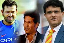 वनडे सीरीज में सचिन-गांगुली से भी आगे निकल जाएंगे 'हिटमैन' रोहित शर्मा, बस चंद कदम दूर