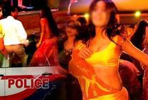 आधी रात दिल्ली के बार में घुसी पुलिस तो दंग रह गई, ऐसा था नजारा