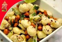 नवरात्रि 2018 : व्रत में खाना है कुछ हल्का और चटपटा, तो ट्राई करें फलाहारी भेल,  जानें रेसिपी