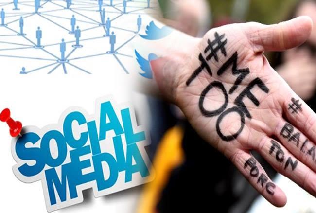 #MeToo के फायदे और नुकसान, सोशल मीडिया बना अखाड़ा