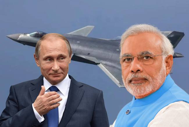 S-400 के बाद 5th Generation Fighter Aircraft पर भारत की नजर