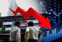 शेयर बाजार में गिरावट का सिलसिला जारी, सेंसेक्स ने आज 792 अंको का लगाया गोता