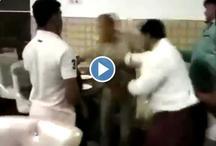 बीजेपी काउंसलर ने की सब-इंसपेक्टर की पिटाई, वीडियो हुआ वायरल