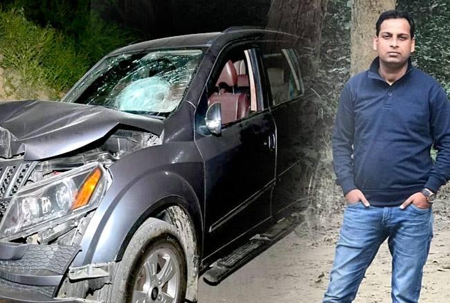 गोमती गोली हत्याकांड: पुलिस जांच में हुआ बड़ा खुलासा, विवेक की एसयूवी से नहीं हुई बाइक की टक्कर