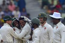 जिम्बाब्वे ने 5 साल में पहली टेस्ट जीत दर्ज की, 17 साल बाद बांग्लादेश को हराया