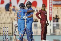 भारत-वेस्टइंडीज दूसरे T20 के दौरान बड़ा हादसा, बाल बाल बचे कमेंटेटर
