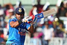 सुरेश रैना भारत के इकलौते और दुनिया के तीसरे बल्लेबाज हैं, जानें रिकॉर्ड