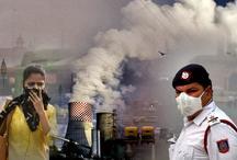 पर्यावरण/ दिल्ली और रायपुर को मिली राहत की सांस, प्रदूषण में आई कमी