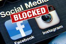 Facebook और Instagram के यूजर्स के अकाउंट हुए ब्लॉक, चुनाव में कर सकते थे गड़बड
