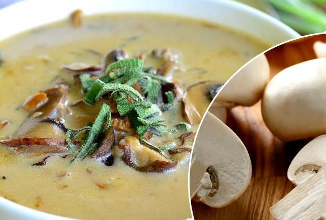 ठंड में बीमारियों को रखना है खुद से दूर,तो पीएं ये स्पेशल मशरूम सूप
