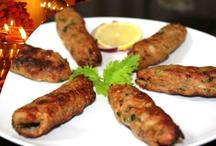 दिवाली पर मेहमानों को करना है इंप्रेस, तो मिनटों में बनाएं Yummy 'वेजीटेबल सीक कबाब'