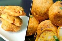स्वादिष्ट गुजराती पकौड़ा रेसिपी से शाम की चाय को बनाएं चटपटा