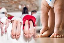बच्चों के पैरों को मजबूत बनाना है तो जरूर खिलाएं ये 5 चीजें ..