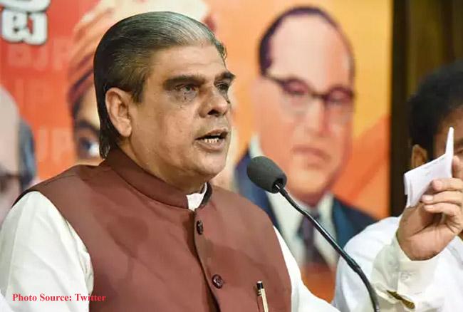 CBI विवादः केंद्रीय मंत्री हरिभाई चौधरी बोले- मेरे खिलाफ लगाए गए आरोप आधारहीन, साबित हुए तो छोड़ दूंगा राजनीति