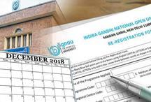इग्नू में  TEE December के लिए असाइनमेंट जमा कराने की अंतिम तारीख