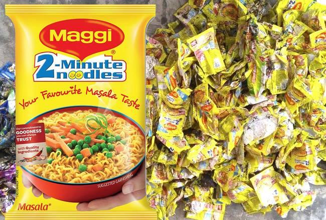 Nestle Big Offer : मैगी के 10 खाली रैपर लौटाने पर 1 पैकेट फ्री, ये है स्कीम