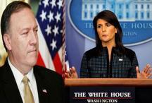 अमेरिकी राजदूत निक्की हैली का बयान, बोलीं- अमेरिका और उत्तर कोरिया के बीच बातचीत रद्द