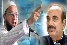 तेलंगाना चुनाव/ ओवैसी का 'आजाद' पर हमला, कहा- आपने सिर्फ कांग्रेस की 'गुलामी' की