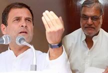 राहुल गांधी ने सीपी जोशी को लगाई फटकार, बोले- पीएम मोदी से मांगे माफी