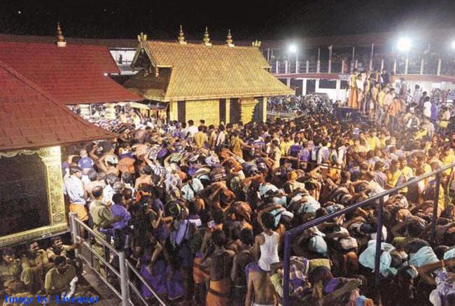सबरीमाला मंदिर विवाद: केरल HC ने की रेहाना फातिमा की जमानत अर्जी खारिज