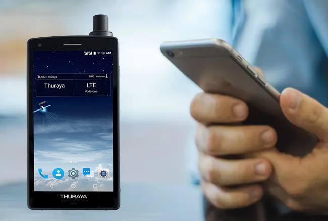 अब किसी भी स्मार्टफोन को सैटेलाइट फोन बनाना हुआ आसान, जानें तरीका