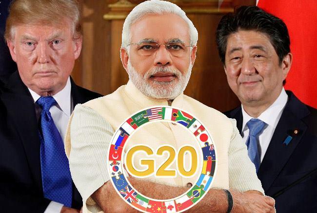 अर्जेंटीना / G-20 शिखर सम्मेलन के दौरान मोदी, ट्रंप और आबे के बीच होगी खास मुलाकात