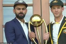 IND vs AUS: पहले दिन का खेल खत्म, पुजारा के शतक ने भारत को संभाला