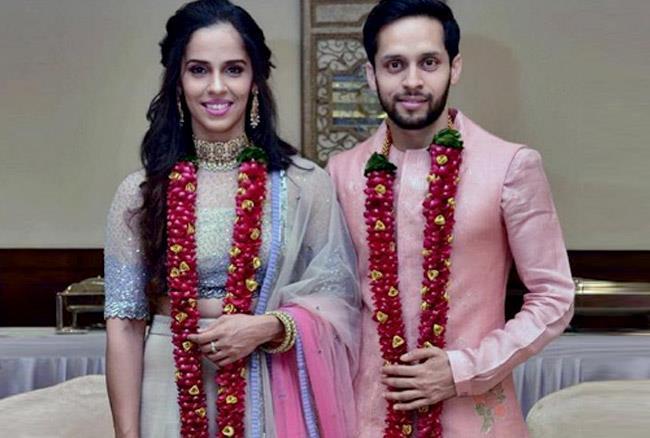 Saina Nehwal Wedding : दिलचस्प है साइना नेहवाल पी. कश्यप की लव स्टोरी