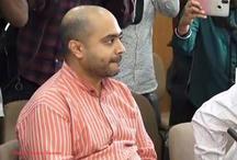 कोर्णाक मंदिर की आकृतियों को अश्लील बताने वाला पत्रकार अस्पताल में भर्ती