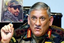 बुलंदशहर हिंसा / आरोपी जीतू फौजी पर सेना प्रमुख ने कहा- सबूत होंगे तो पूरा सहयोग करेंगे