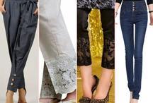 इन लेटेस्ट डिजाइनर पैंट्स से लड़कियां अपने लुक को बनाएं आकर्षक
