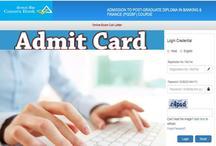 Canara Bank पोओ के एडमिट कार्ड जारी, इन स्टेप्स से करें डाउनलोड
