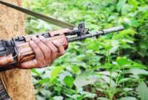 मुठभेड़ में एक वर्दीधारी नक्सली ढेर, हथियार समेत 25 नग IED बरामद