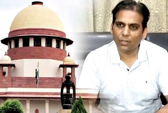 जम्मू कश्मीर/ विधानसभा भंग करने के फैसले के खिलाफ पूर्व भाजपा MLA ने SC में दायर की याचिका