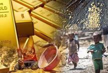 सोने की खानों से भरा शहर, फिर भी दुनिया में सबसे गरीब