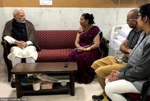 जगदीश ठक्कर के निधन पर पीएम मोदी ने जताया शोक, परिजनों से की मुलाकात