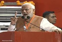 तेलंगाना चुनाव/ कांग्रेस और टीआरएस एक ही सिक्के के दो पहलूः पीएम मोदी