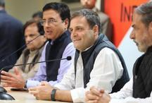 मुख्यमंत्री पद की रेसः राहुल गांधी ने तीन राज्यों के कार्यकर्ताओं से पूछी उनकी पसंद