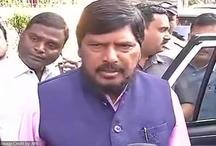 केंद्रीय मंत्री रामदास आठवले को युवक ने जड़ा थप्पड़, प्रशासन पर लगाया गंभीर आरोप