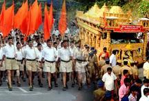 राम मंदिर निर्माण के लिए दिल्ली से शुरू हुई RSS की 'संकल्प रथयात्रा'