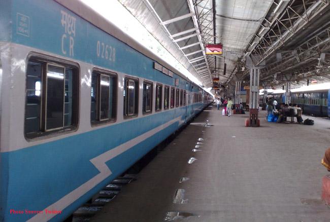 जन शताब्दी समेत सात ट्रेनों में हैंड हेल्ड मशीन की होगी शुरुआत